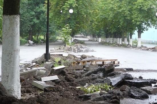 В администрации города рассказали, каким будет Александровский парк после реконструкции
