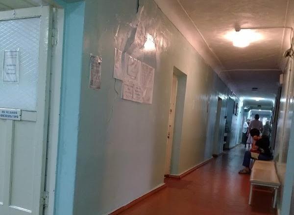 В Шахтах закроют больницу в поселке Артем?