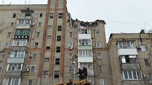 Пострадавшие при взрыве дома на Хабарова в Шахтах получили уже более 6 миллионов рублей