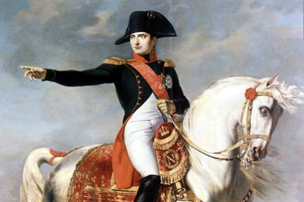 an introduction to the life and political history of napoleon bonaparte