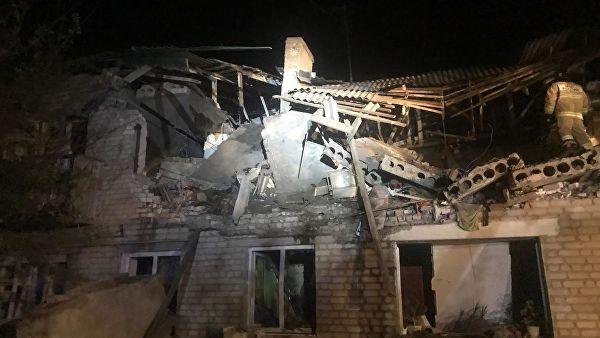 Снова газ: недалеко от Шахт в жилом доме погибли люди
