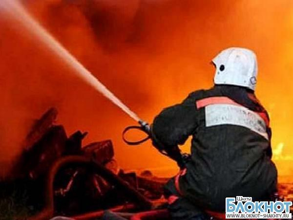 В Красном Сулине при пожаре  погибли трое
