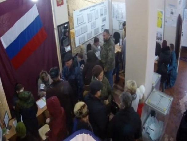 Более 170 тысяч человек ждут на избирательных участках Шахт