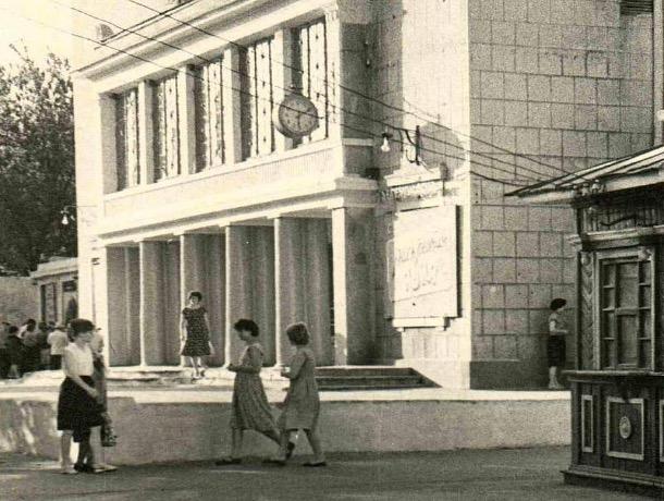 Шахтинский кинотеатр «Родина»: память в кадре