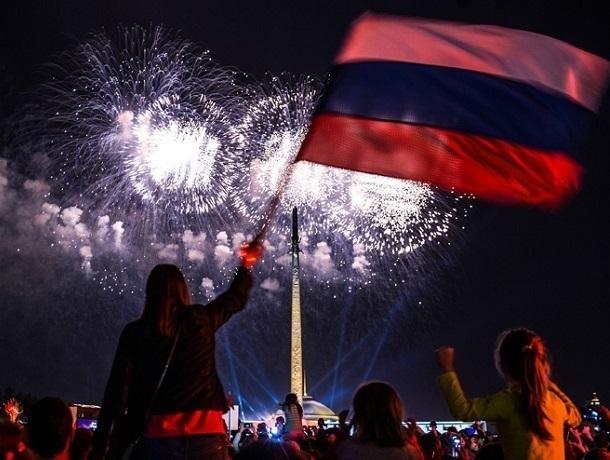 Большим фейерверком закончатся в Шахтах празднования Дня Победы