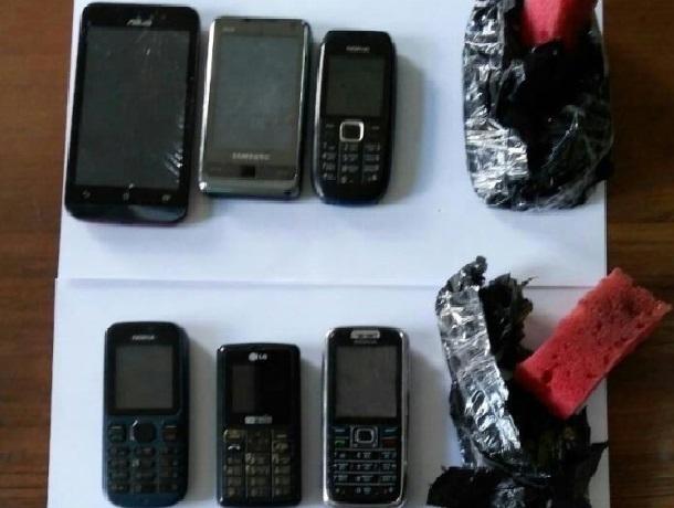 Перебросчики «штурмуют» ростовские колонии— Телефоны инаркотики