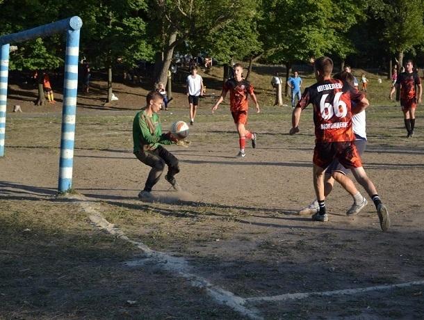 В Шахтах принимают заявки на Зимний чемпионат и первенство города по мини-футболу