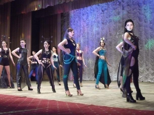 На фестиваль «Студенческая весна» в Шахты съехалась творческая молодежь из соседних городов