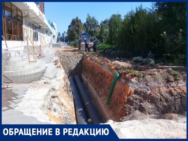 «Человек в кипящей воде сваривается заживо»: шахтинец высказал опасения по поводу ремонта теплотрассы