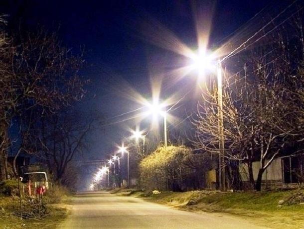 После обращения шахтинки к Президенту РФ власти области пообещали отремонтировать освещение на улице Свердлова