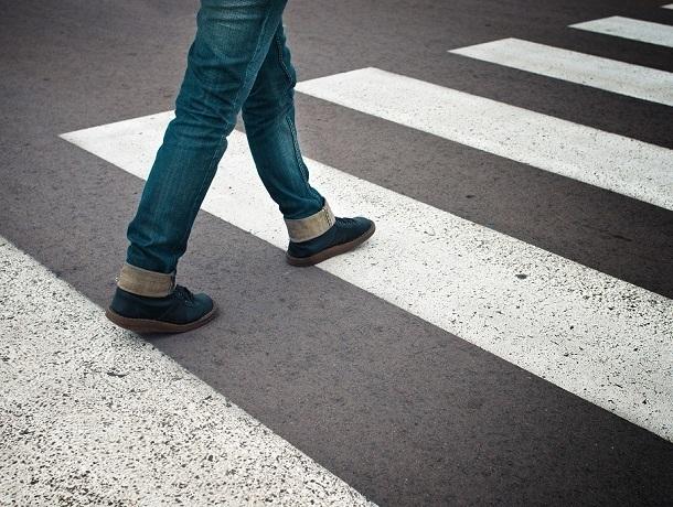 В Шахтах устанавливают личность девочки, сбитой на пешеходном переходе