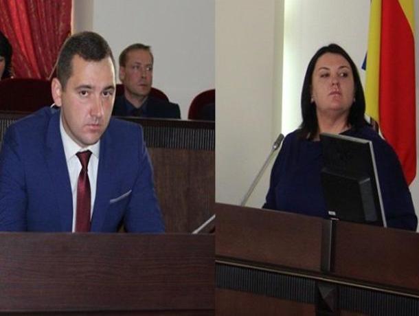 У депутатов протекла крыша: шахтинские народные избранники заседали в экстремальных условиях