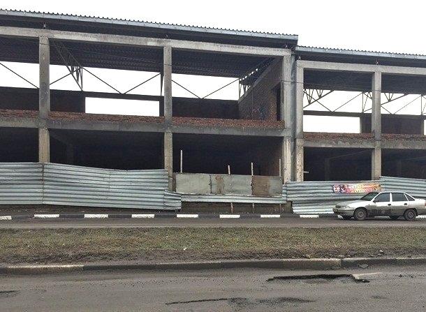 Быть ли стадиону в Шахтах - городе олимпийских чемпионов