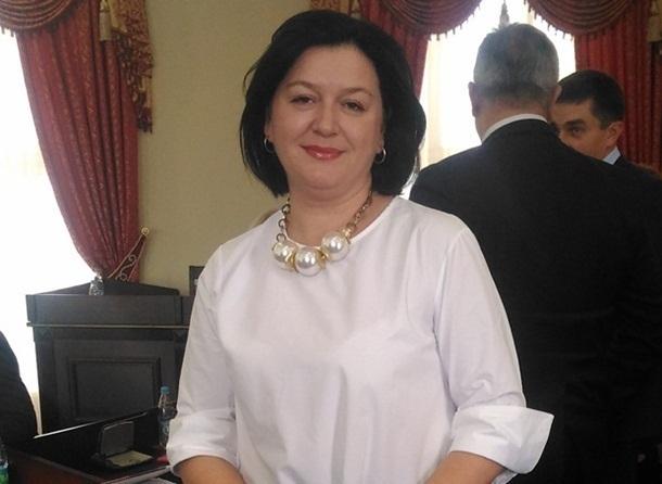Самой стильной женщиной у власти шахтинцы считают главного архитектора Елену Геращенко