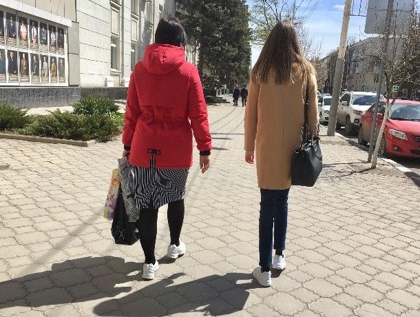 Погода в Шахтах: А я весну узнаю по походке