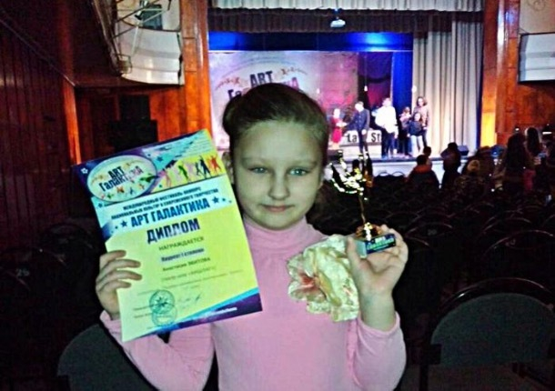Шахтинка Анастасия Эбитова покорила конкурс Игоря Крутого «Добрая волна»