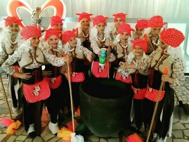 Группа «Непоседы» из Шахт стала победителем международного хореографического фестиваля