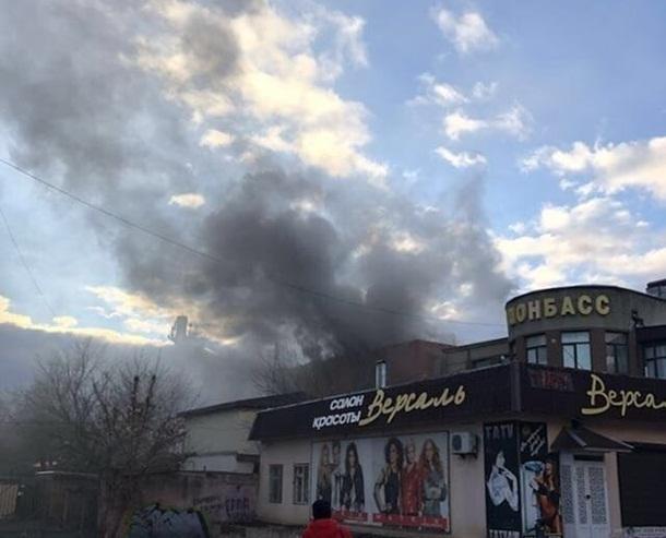 Стали известны предварительные причины крупного пожара на хлебокомбинате «Кундрат» в Шахтах