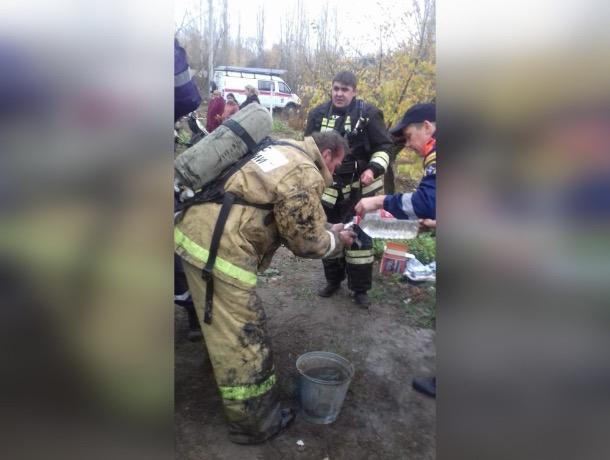 ВРостовской области во время чистки коллектора погибли два человека