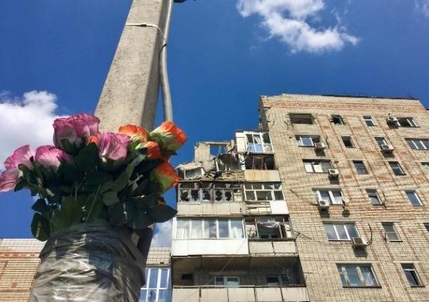 Пострадавшим при взрыве газа на Хабарова выплачивают средства из пожертвований