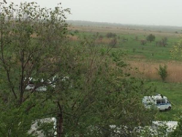 Тело неизвестного мужчины нашли утром в посёлке Артём в Шахтах