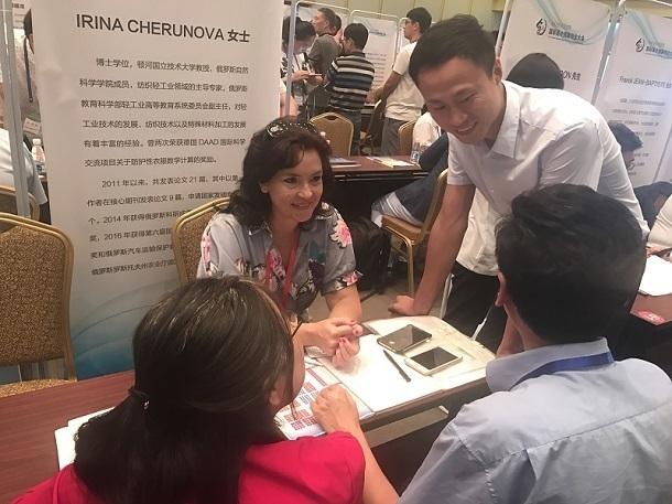 Разработкой совместных наукоемких технологий в легкой промышленности займутся ученый Шахт и Китая