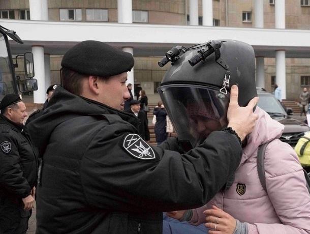 ВКалуге отметили День сотрудника органов внутренних дел
