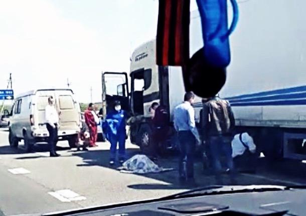 Сегодня ночью под Шахтами расстреляли водителя