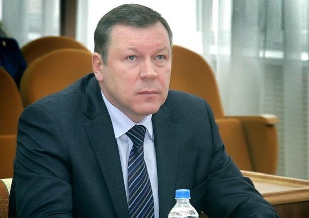 В соседнем с Шахтами Новочеркасске глава администрации задержан за взятку