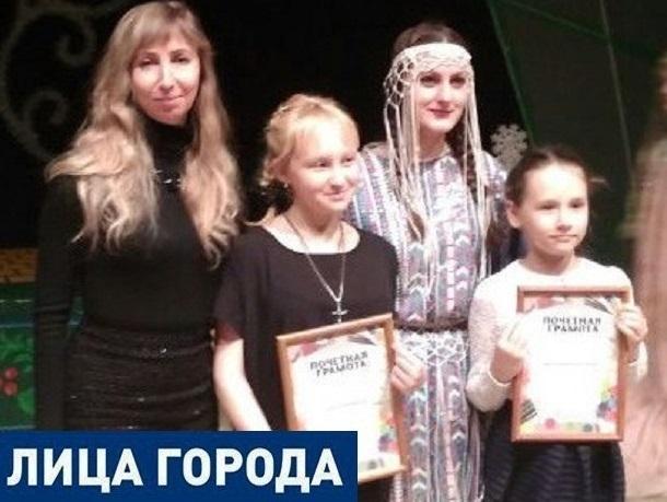 Шахтинки Виктория Архипова и Анна Ломакина победили на всероссийском конкурсе «Краски России»