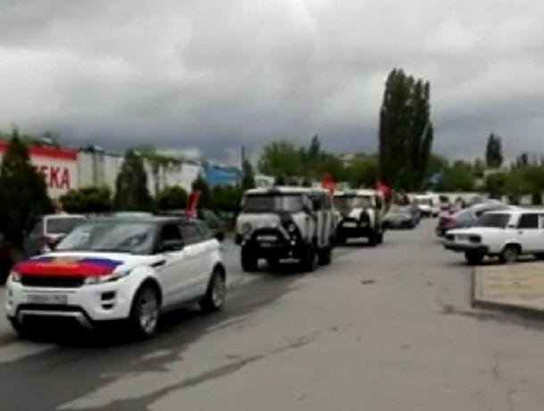 Автопробег в честь празднования 73-й годовщины Победы пройдет по 15 улицам города