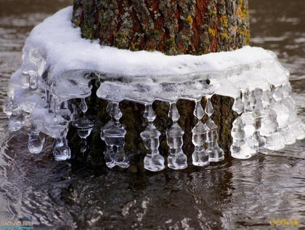 Морозы  и небольшой снег ждут Шахты в субботу