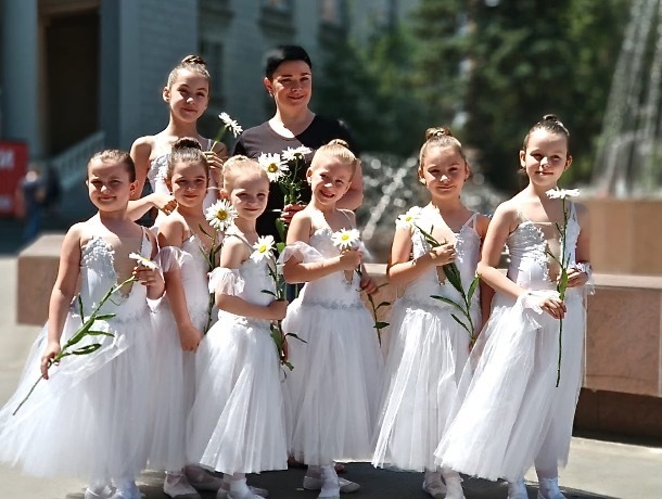 Помогли «Золотые рыбки» и «Феи»: шахтинцы прославились на всю Россию!