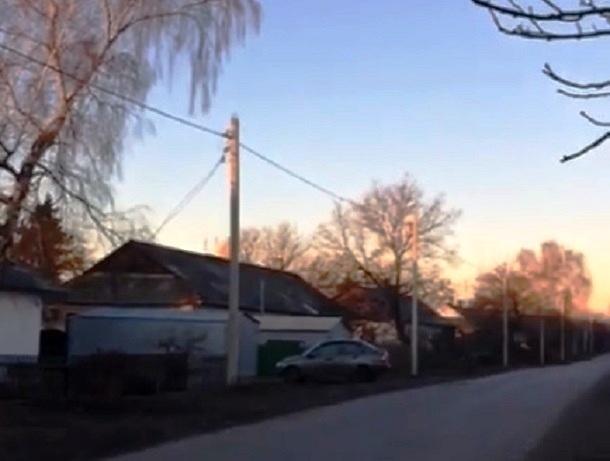 Жители шахтинского посёлка Дуваново до сих пор остаются без газа