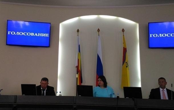 Шесть шахтинских депутатов не приняли отчет сити-менеджера Игоря Медведева