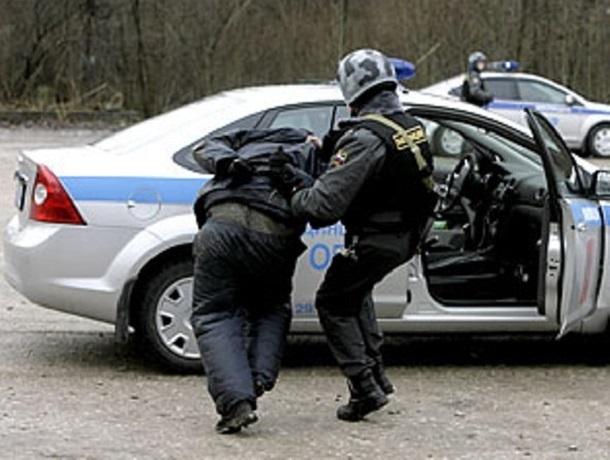 Шахтинские полицейские задержали банду автоугонщиков