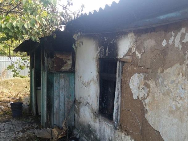 Пожар вШахтах забрал две человеческие жизни