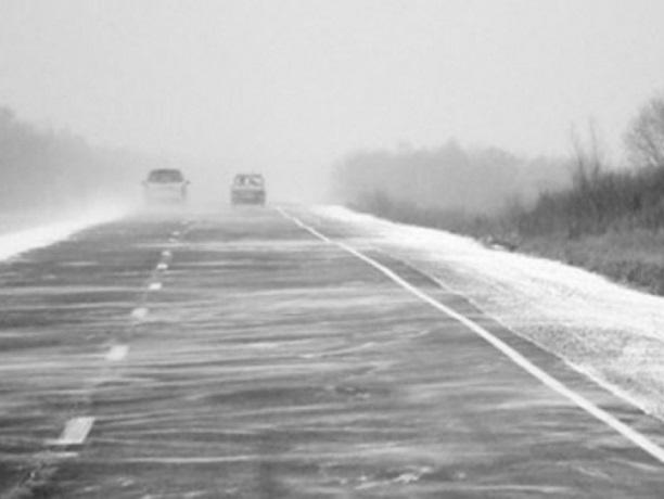 Шахтинцев предупреждают об ограничениях на дорогах области