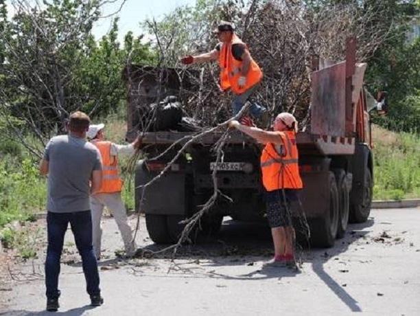 На уборку свалок в Шахтах потратят более 400 тысяч рублей