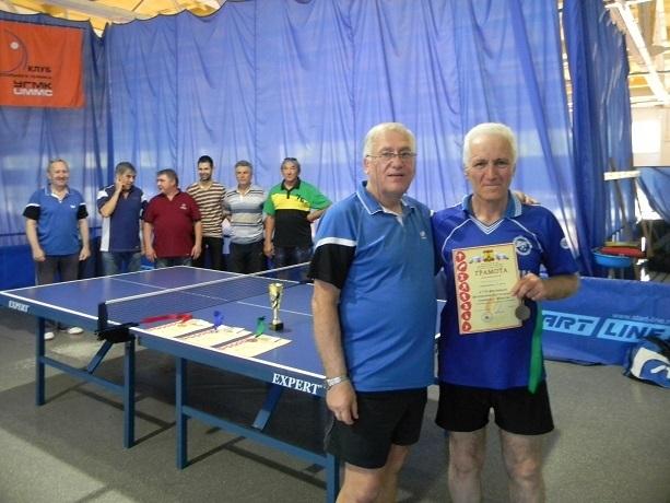Стали известны победители фестиваля настольного тенниса в Шахтах