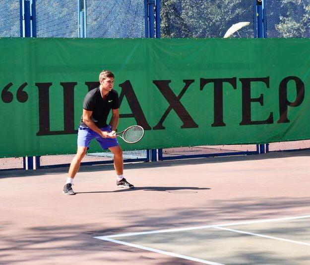В Шахтах отремонтируют теннисные корты
