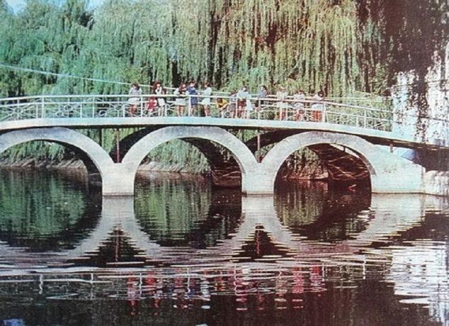 Шахтинский парк: каким ты был, таким ты не остался