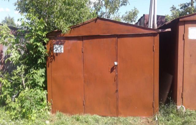 В Шахтах снесут незаконно построенные гаражи