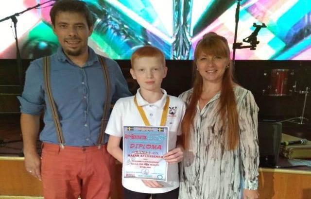 Юный шахтинский музыкант завоевал гран-при на Международном конкурсе