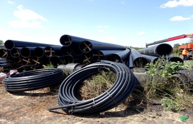 Губернатор выделил более 52 миллионов рублей на замену водопровода в Шахтах