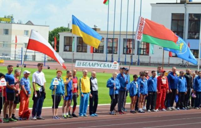 Легкоатлет из Шахт завоевал две золотые медали в Белоруссии