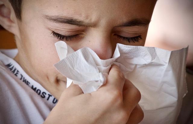 В Шахтах отмечено большое число случаев заболевания энтеровирусной инфекцией