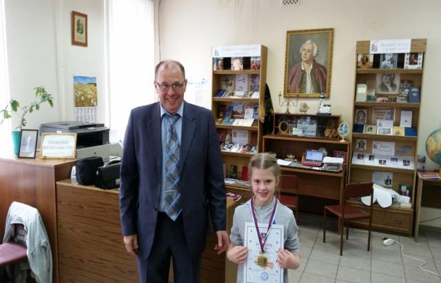 Юная шахтинка стала кандидатом в мастера спорта по шашкам