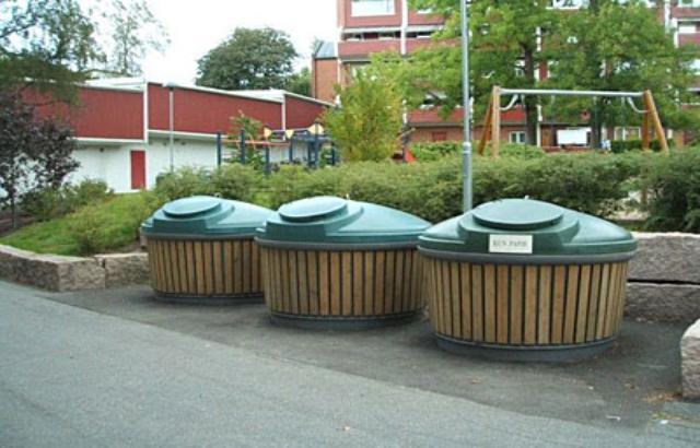 В Шахтах хотят установить заглубленные мусорные контейнеры