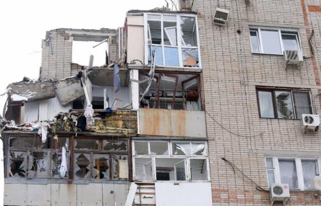 Шахтинские власти назвали новые сроки сдачи домов, пострадавших от взрыва бытового газа